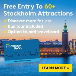 Buy Your Stockholm Pass Online