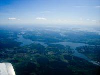 Suecia desde el aire, foto: Israel Úbeda/sweetsweden.com