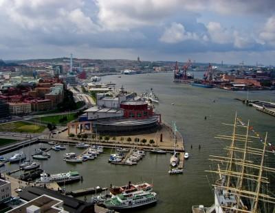 Vuelo directo Madrid – Gotemburgo con Norwegian