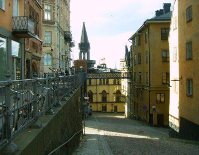 Guía en PDF de los lugares de Millennium en Estocolmo
