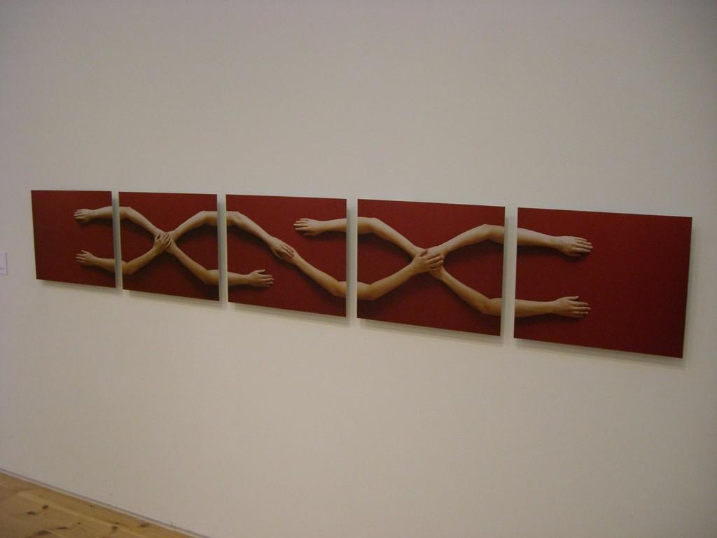 Cuadro en el Museo de Arte de Eskilstuna, foto: Israel Úbeda/sweetsweden.com