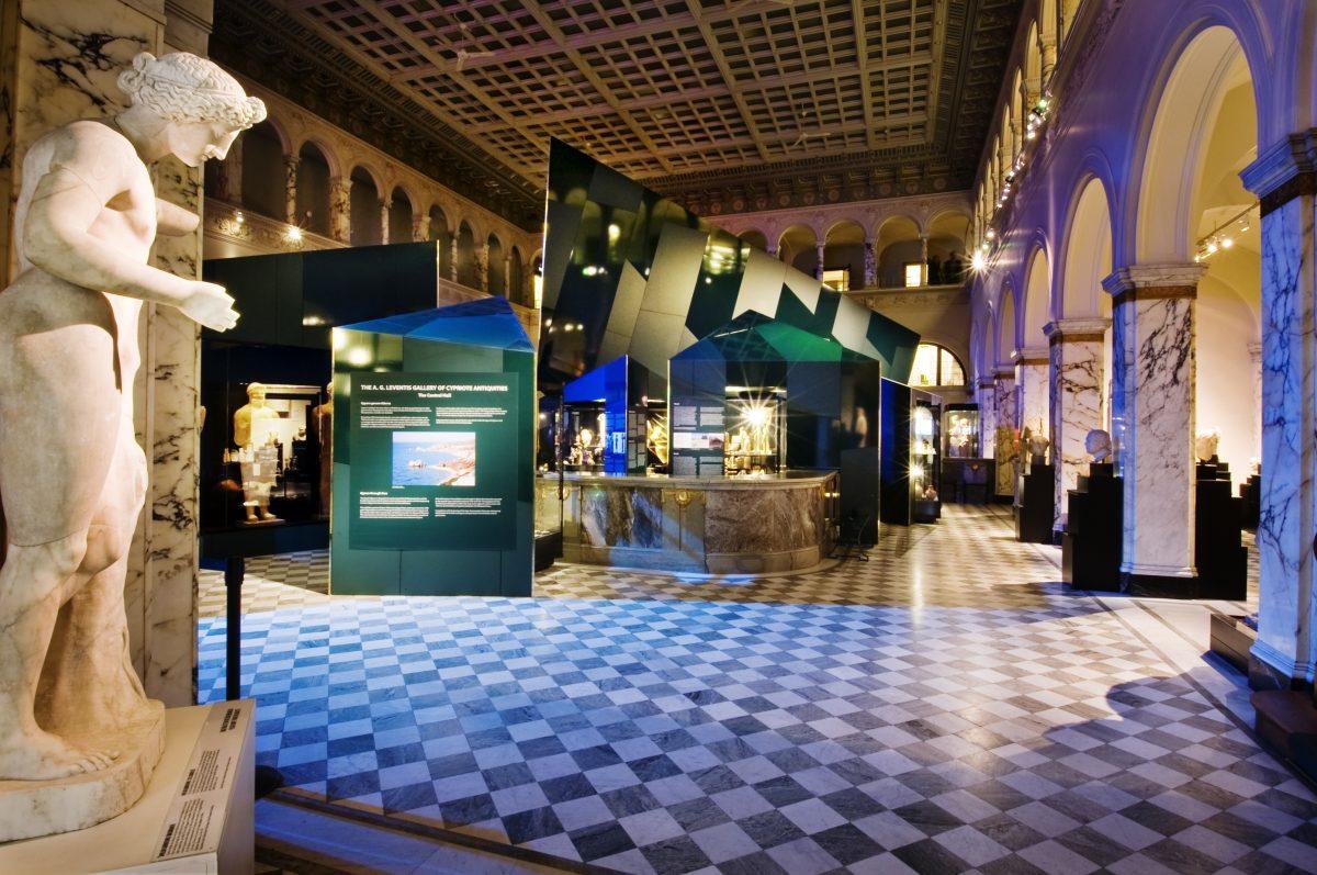 Chipre en el Museo del Mediterraneo <br> Foto: Karl Zetterström