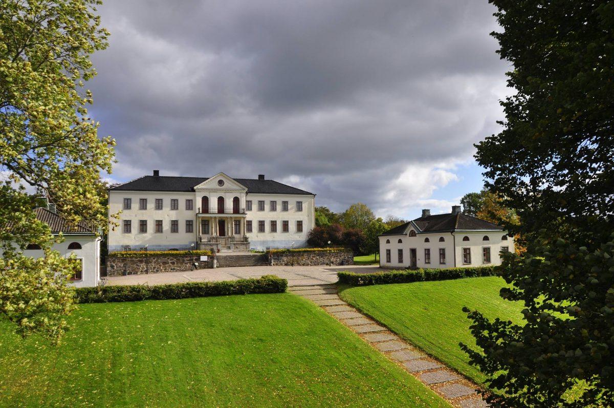 Castillo de Nääs en Floda, Suecia <br> Foto: Nääs Slott / facebook