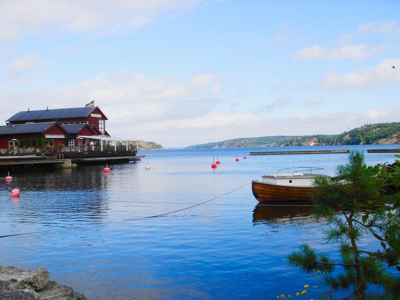 Fjäderholmarna las islas más cercanas del archipiélago de Estocolmo <br /> Foto: Israel Úbeda / sweetsweeden.com