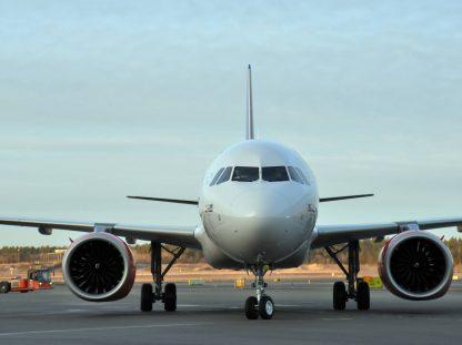 Nuevo vuelo directo Madrid-Estocolmo con Air Europa