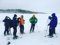 El grupo de paseo por el Báltico, Foto: Israel Úbeda / sweetsweden.com