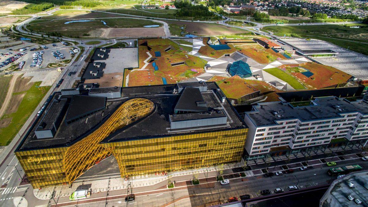 Emporia centro comercial en Malmö <br> emporia / facebook