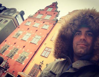 Hablando sobre turismo en Estocolmo en De Viatge de Radio Manises