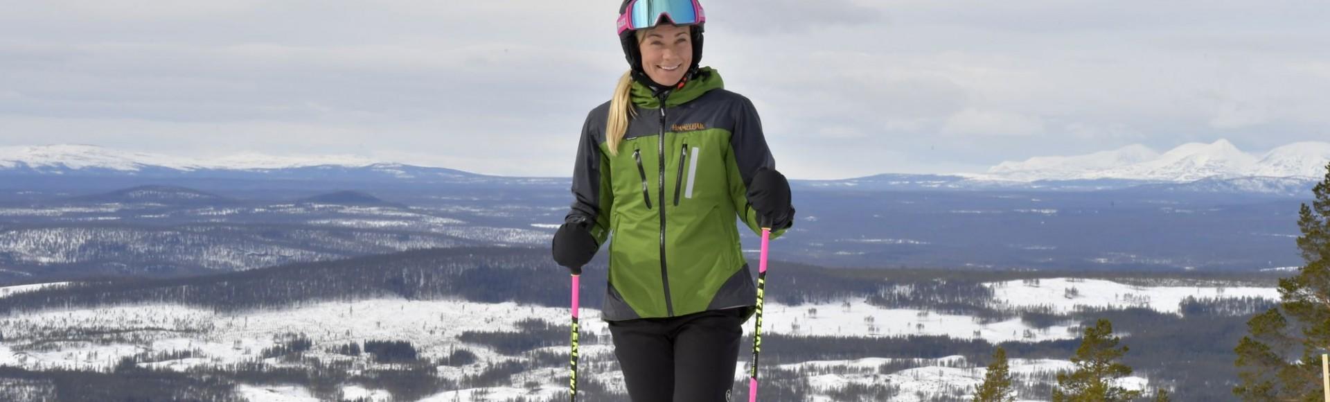 Idre Himmelfjäll es la nueva estación de esquí en Suecia