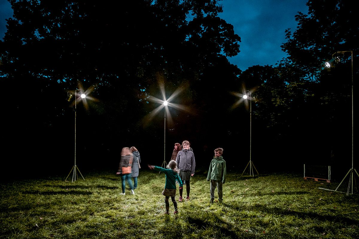 Gradual Exposure de Jakob Oredsson <br> Foto: Kim Matthai Leland