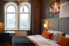 Habitación en el Scandic Grand Hotel de Estocolmo