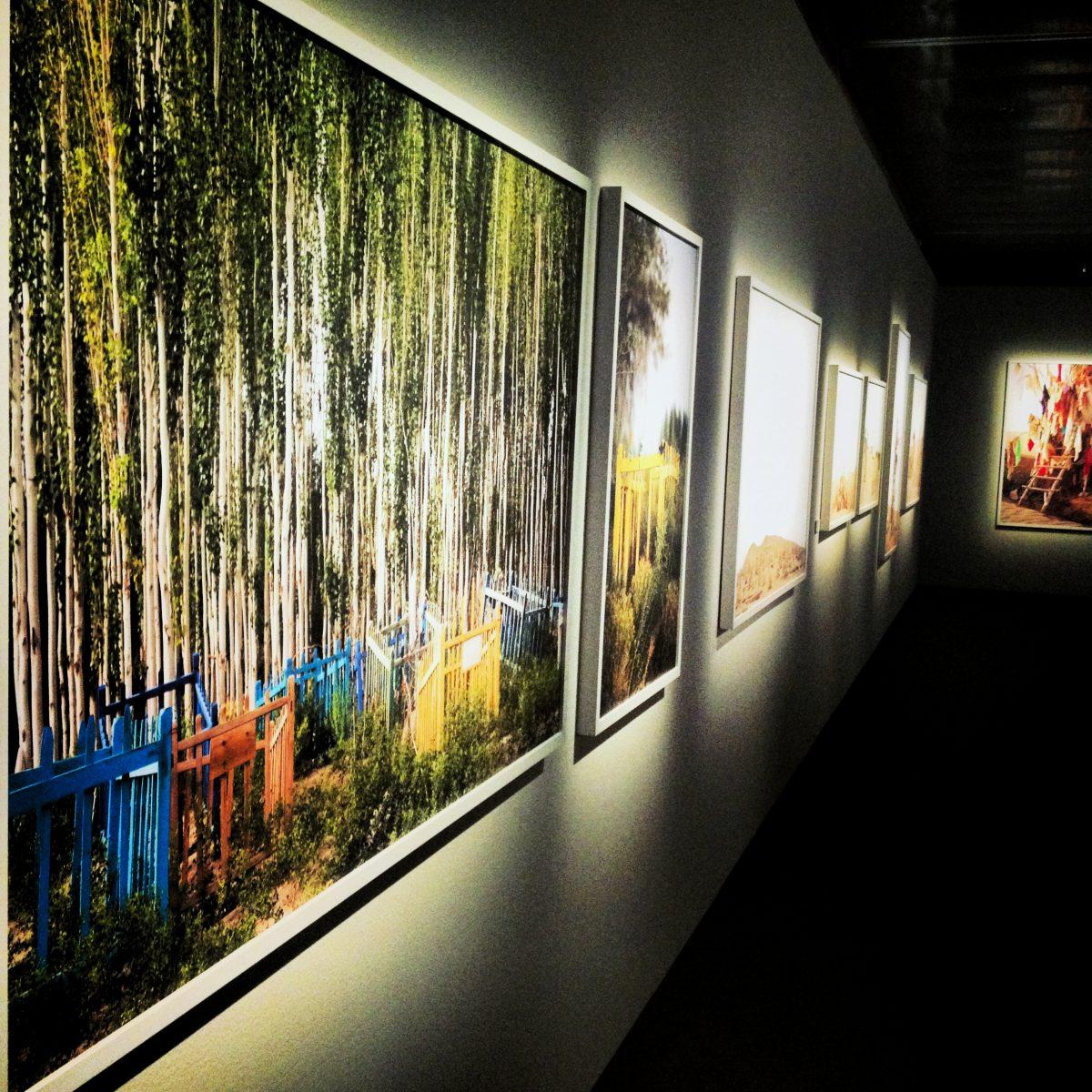 Exposición en el Fotografiska Foto: Israel Ubeda / sweetsweden.com