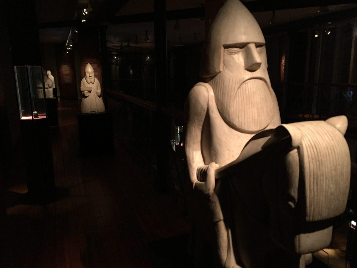 Exposición de vikingos en el Museo de Gotemburgo <br> Foto: Israel Úbeda / sweetsweden.com