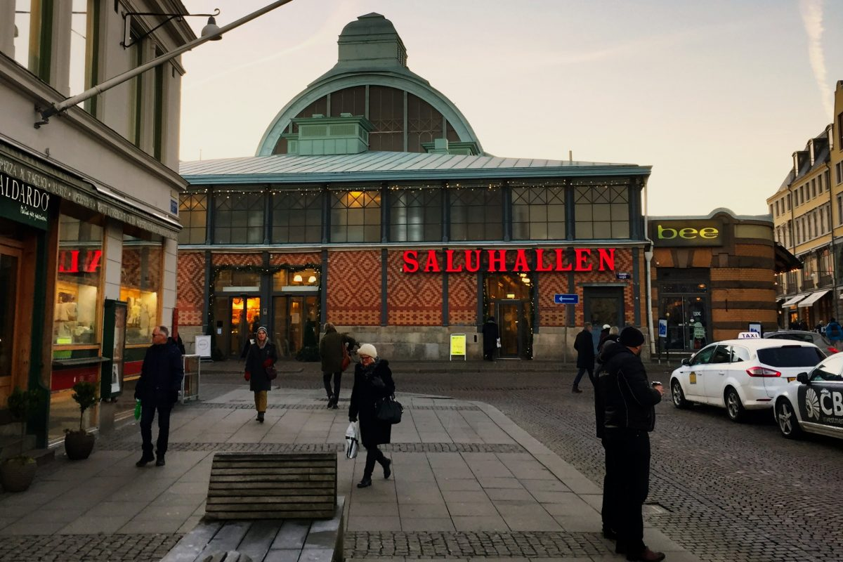 Stora Saluhallen, Gothenburg's Food Market <br /> Photo: Israel Úbeda / sweetsweden.com