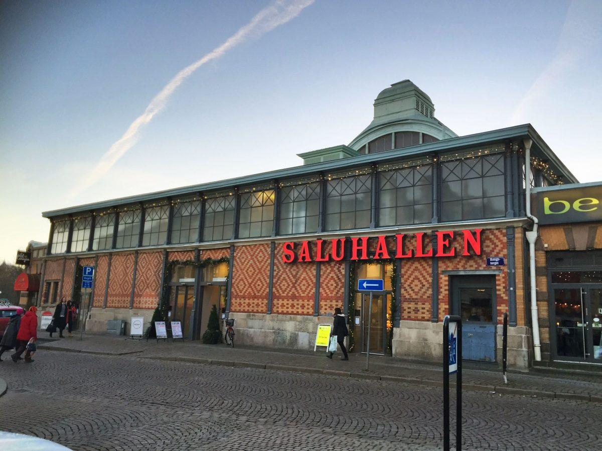 Saluhallen el mercado de comestibles de Gotemburgo <br> Foto: Israel Úbeda / sweetsweden.com