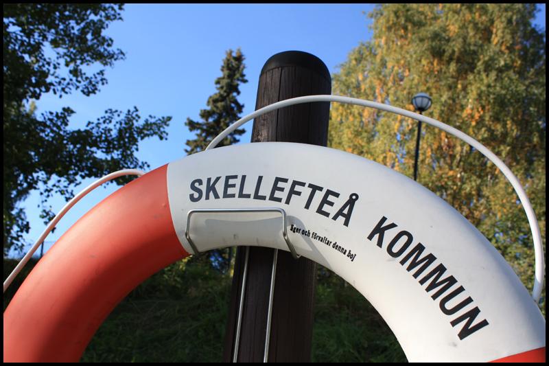 Skellefteå, Suecia <br> Foto: Israel Úbeda / sweetsweden.com