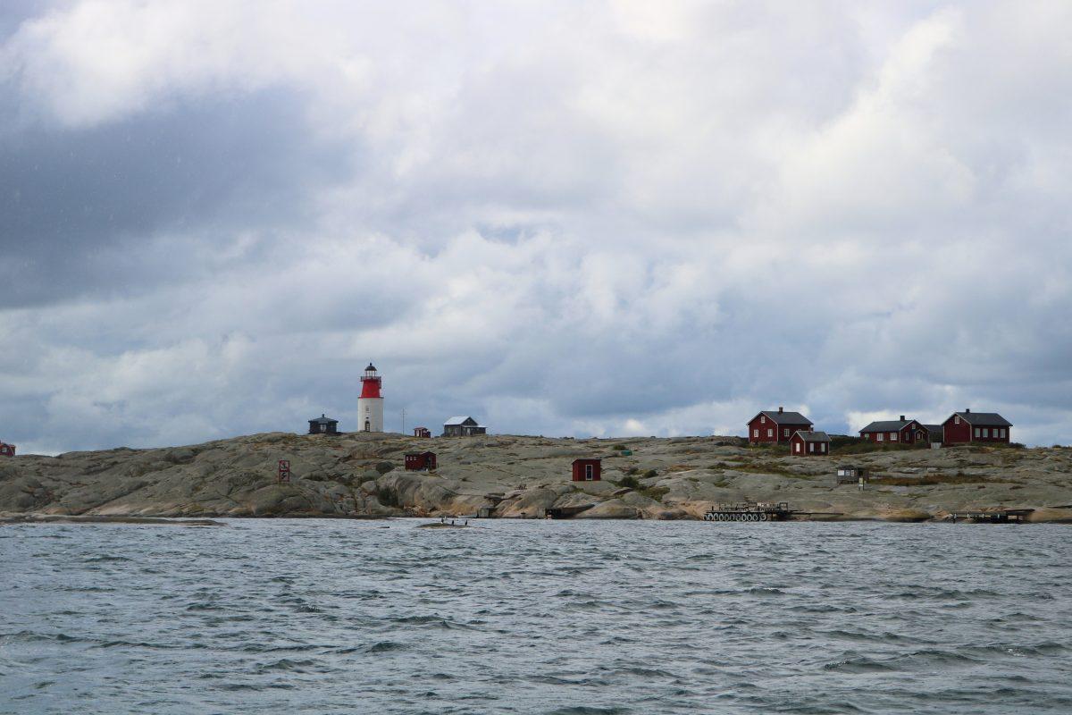 Faro de Hållö en Smögen <br> Foto: Israel Ubeda / sweetsweden.com
