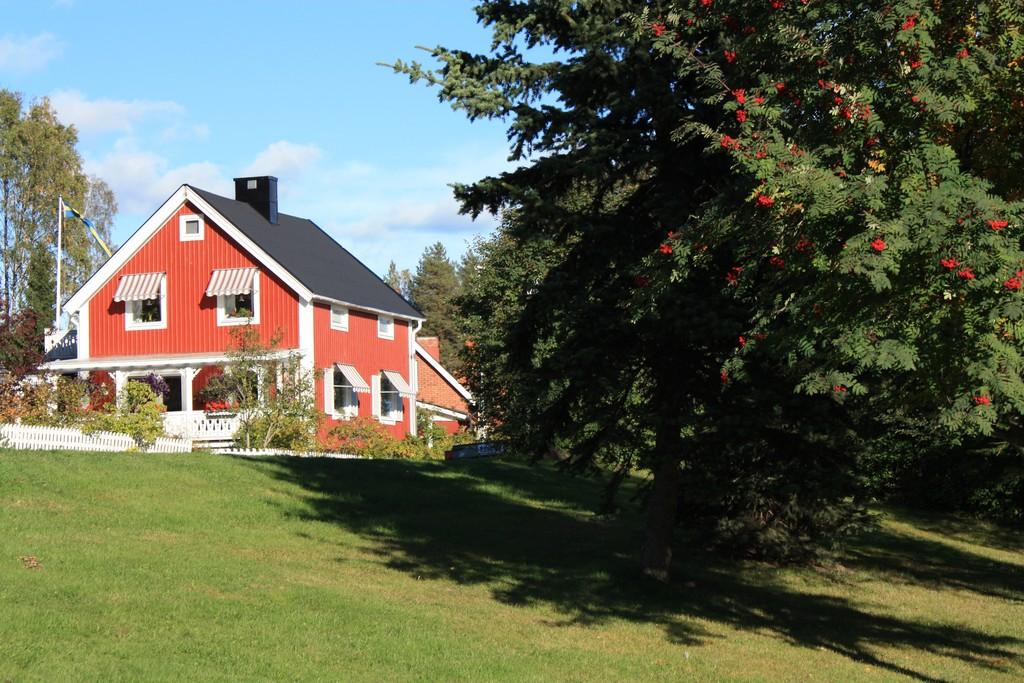 Otra casa sueca de ensueño <br> Foto: Israel Úbeda / sweetsweden.com