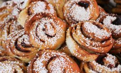 Bollitos de canela suecos Foto: Israel Úbeda / sweetsweden.com