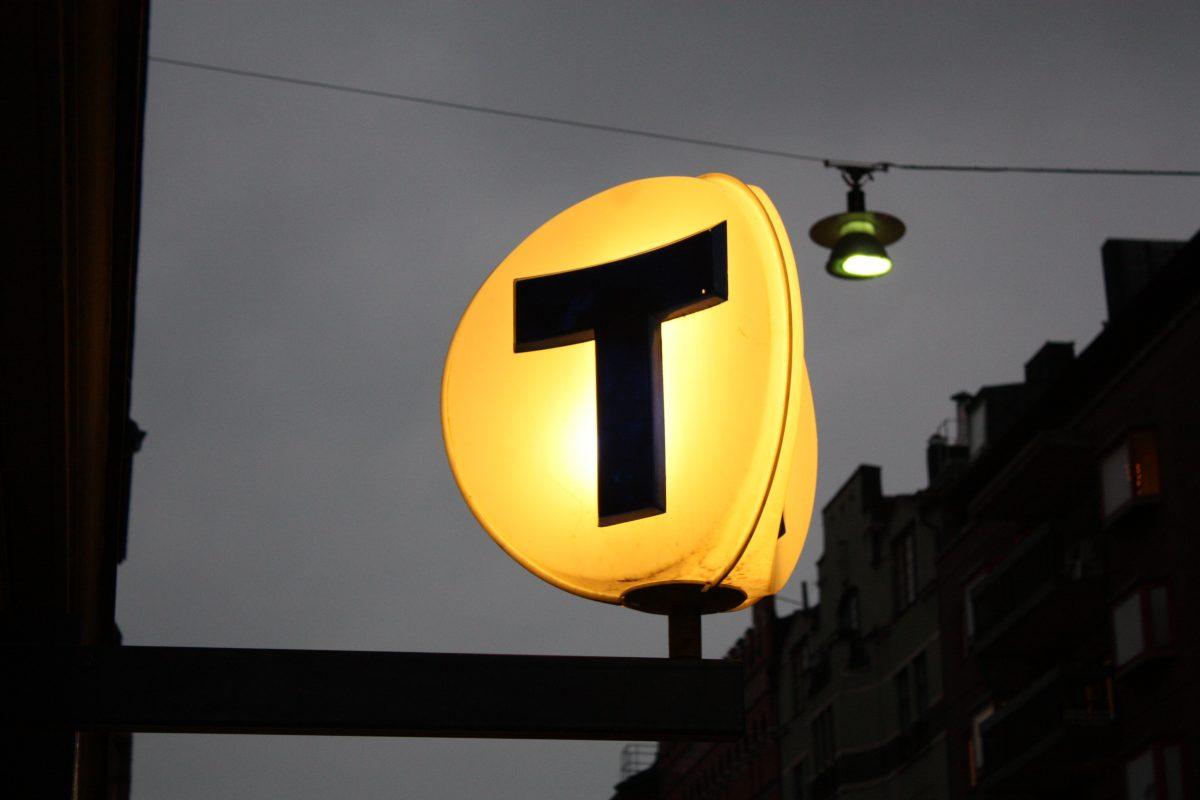 T de tunnelbana - el metro de Estocolmo <br> Foto: Israel Ubeda / sweetsweden.com