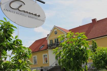 Annas Hotell, un magnífico alojamiento en Kristianstad Foto: Israel Úbeda / sweetsweden.com