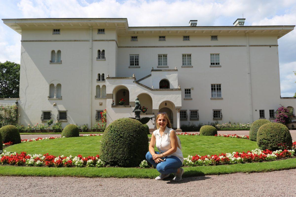 Palacio de Solliden en Öland <br> Foto: Israel Úbeda / sweetsweden.com