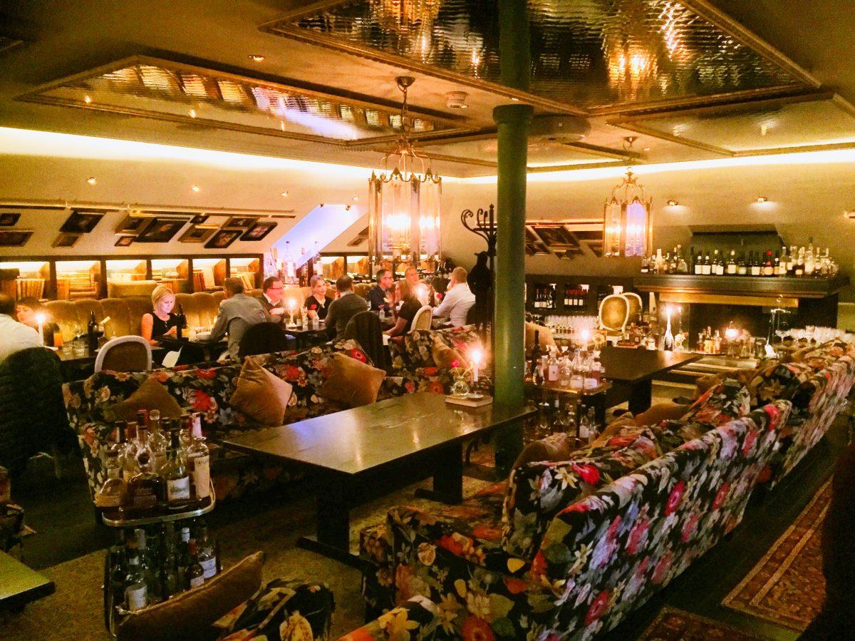 Restaurante Atelier en Gotemburgo <br> Foto: Israel Ubeda / sweetsweden.com