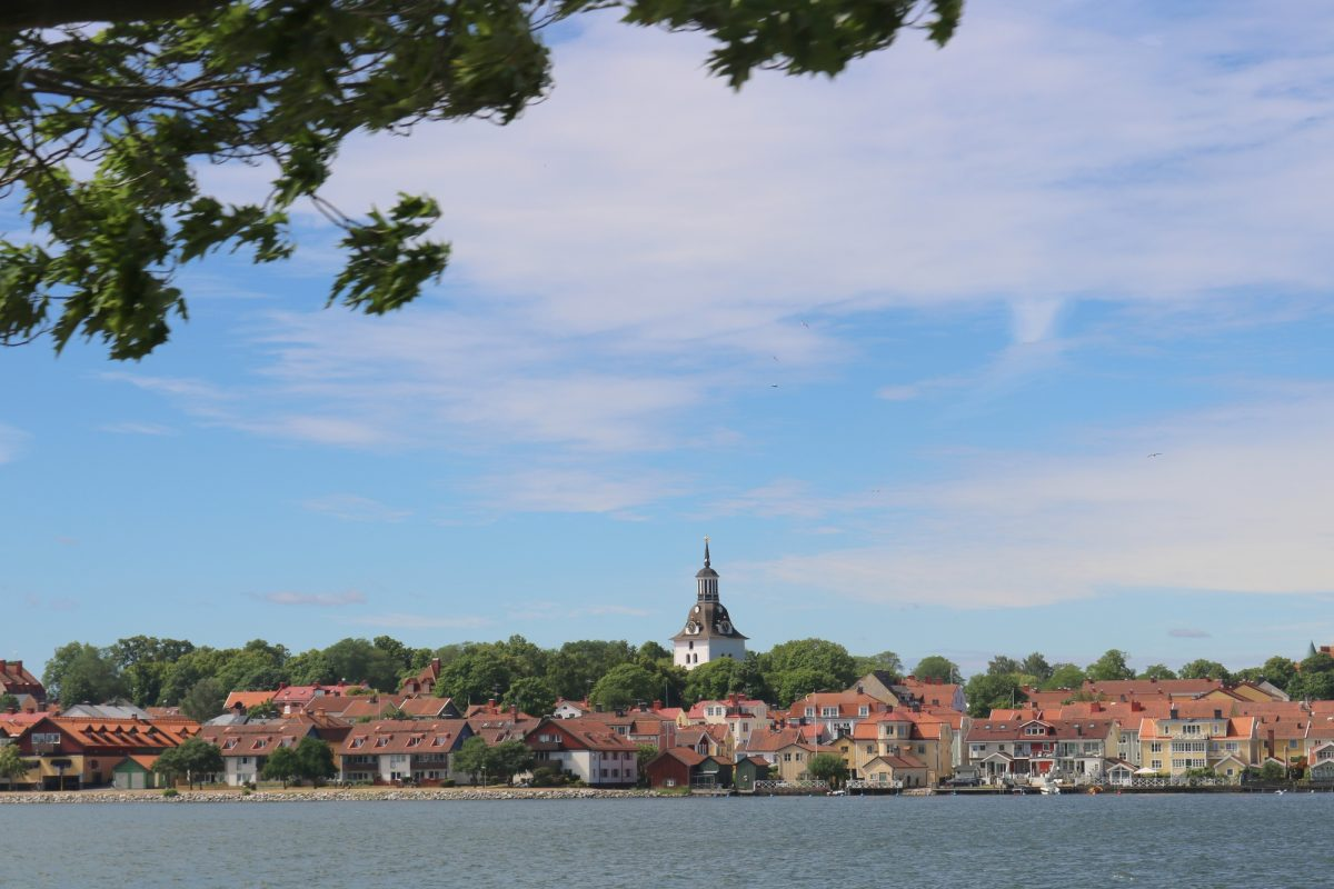 Vista de Västervik <br> Foto: Israel Úbeda / sweetsweden.com