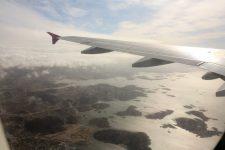 Fotografía aérea de la costa oeste de Suecia en Gotemburgo, foto: Israel Úbeda/sweetsweden.com