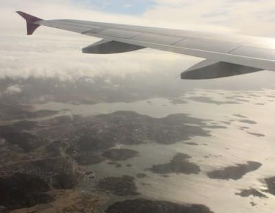 Fotografías de Suecia desde el aire (II)