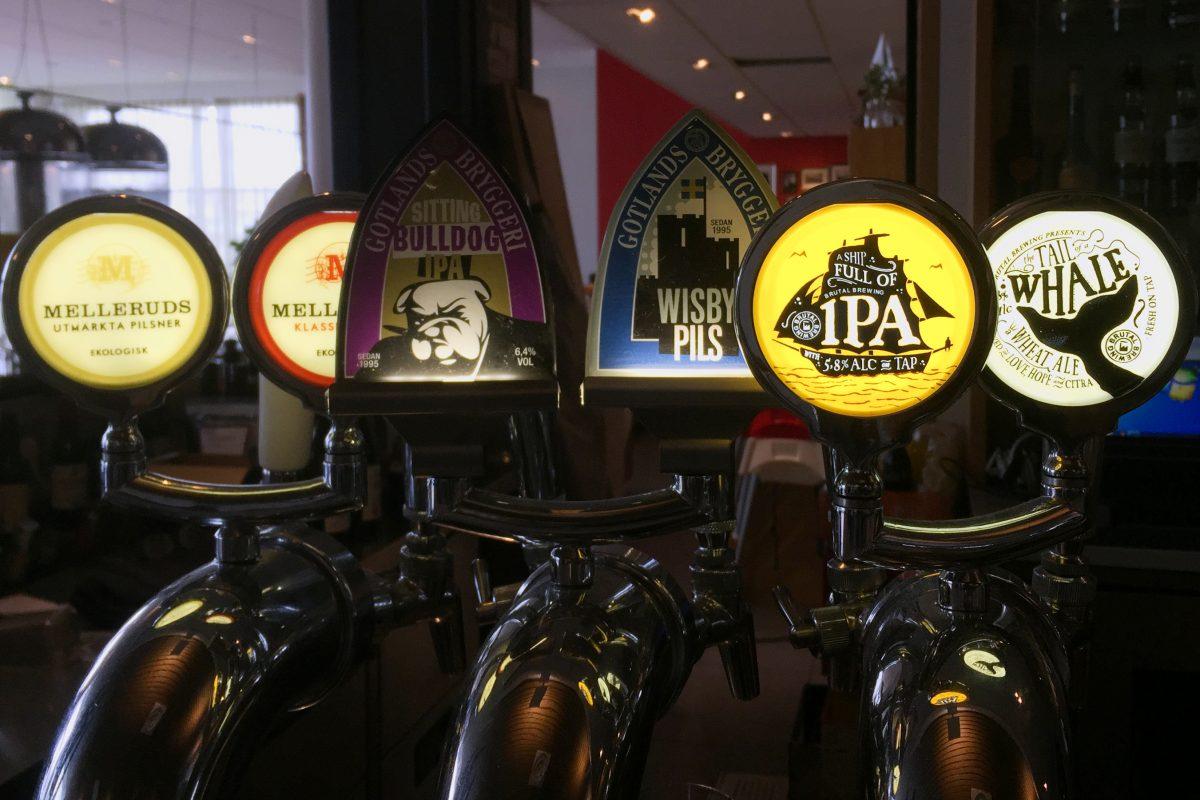 Cervezas artesanas de Suecia <br> Foto: Israel Úbeda / sweetsweden.com