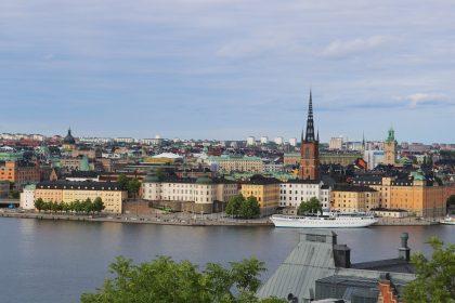 Vista de Estocolmo Foto: Israel Úbeda / sweetsweden.com