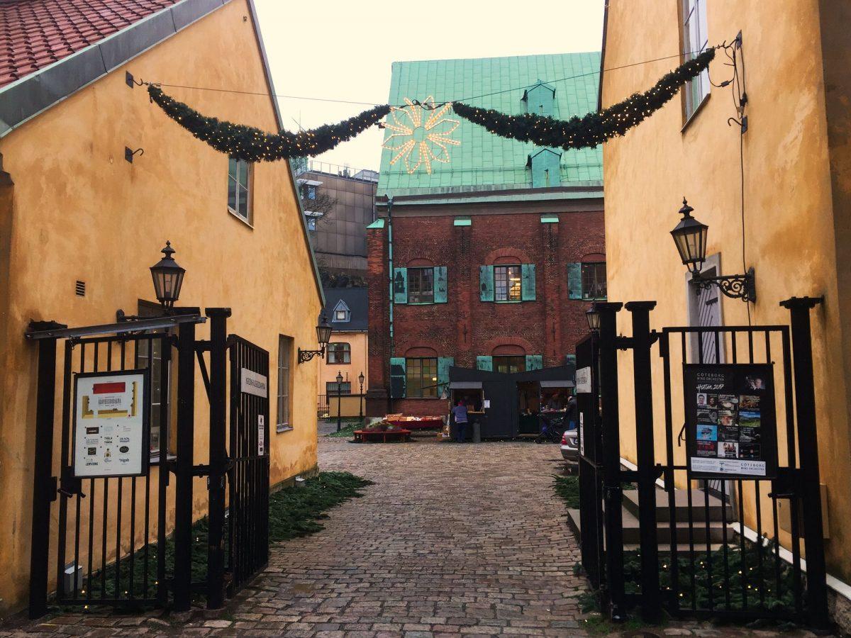 Kronhuset en Gotemburgo
