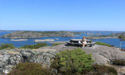En Stora Dyrön una isla en el oeste de Suecia Foto: Israel Úbeda / sweetsweden.com
