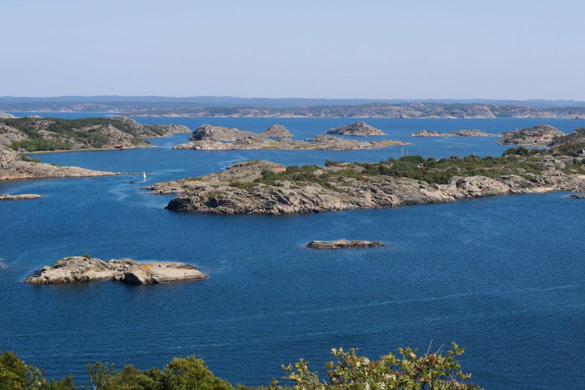 Costa oeste de Suecia <br> Foto: Israel Úbeda / sweetsweden.com