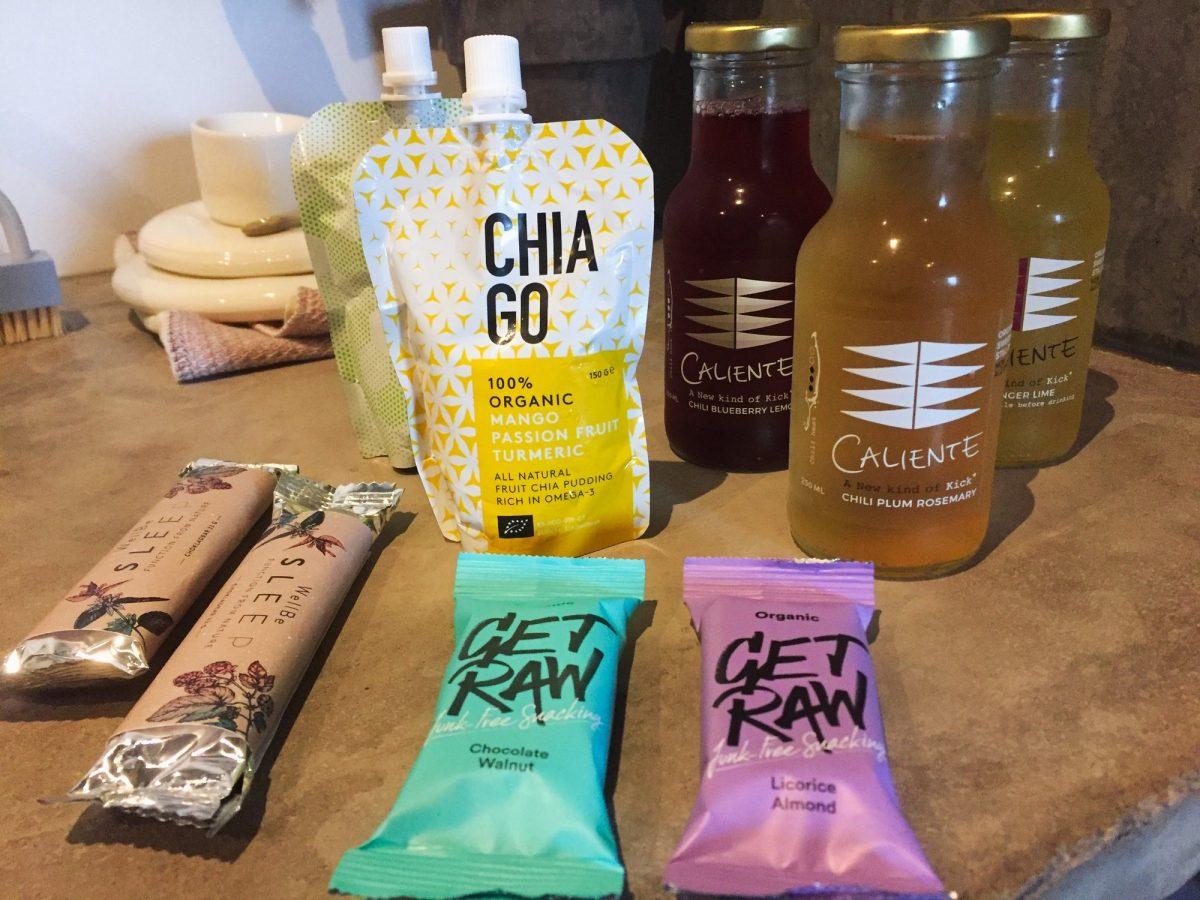 Productos ecológicos del mercado de Malmö <br> Foto: Israel Úbeda / sweetsweden.com