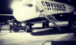Avión de Ryanair Foto: Israel Úbeda / sweetsweden.com