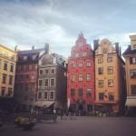 Plaza Stortorget en Gamla Stan, Estocolmo - Foto: Israel Úbeda / sweetsweden.com