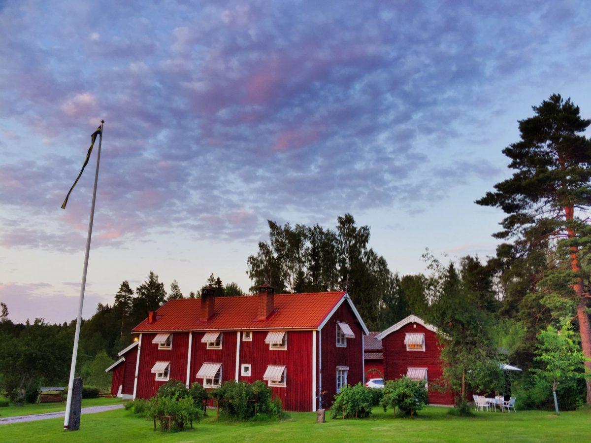 Nuestra casa sueca en Kullbjörken, Dalarna <br> Foto: Israel Úbeda / sweetsweden.com
