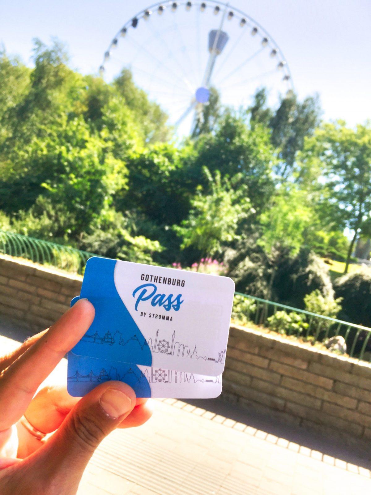 Gothenburg Pass, tu tarjeta para visitar Gotemburgo <br> Foto: Israel Úbeda / sweetsweden.com