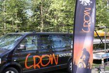 Crow Adventure: mountain bike por los bosques de Karlstad y Värmland, foto: Israel Úbeda