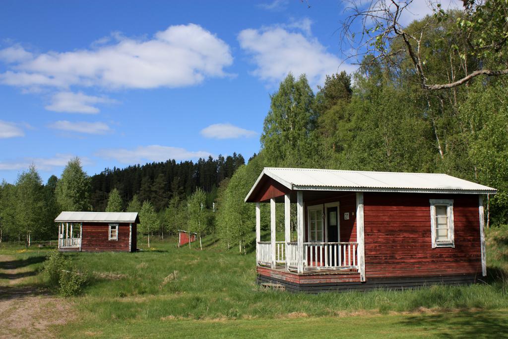 Cabañas suecas por renovar en Vildmark i Värmland <br> Foto: Israel Úbeda / sweetsweden.com