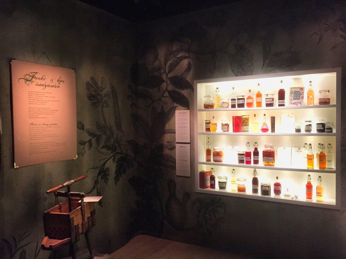 Exposición en el Spritmuseum <br> Foto: Israel Ubeda / sweetseden.com