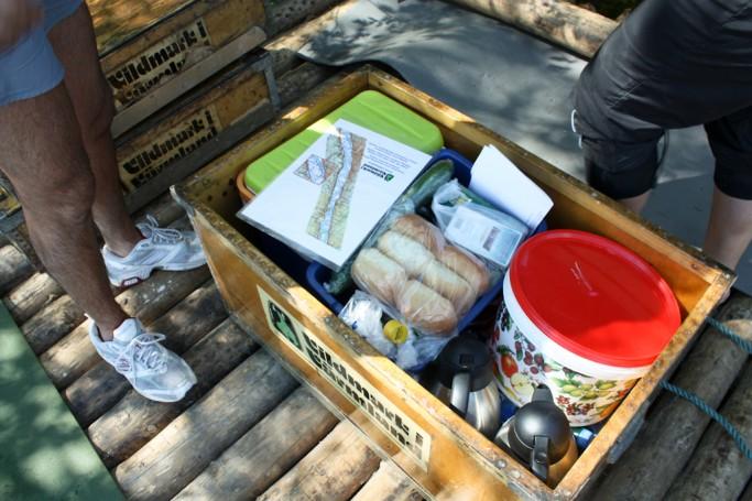 Comida lista para su preparación <br> Foto: Israel Úbeda / sweetsweden.com