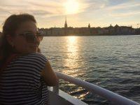 Gamla Stan desde el barco Foto: Israel Úbeda / sweetsweden.com