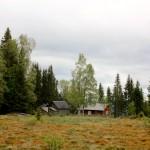 El paraje idílico donde más de uno viviría en Långberget, Värmland, Suecia; foto: Israel Úbeda