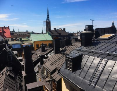 Otros 8 lugares con vistas increíbles de Estocolmo