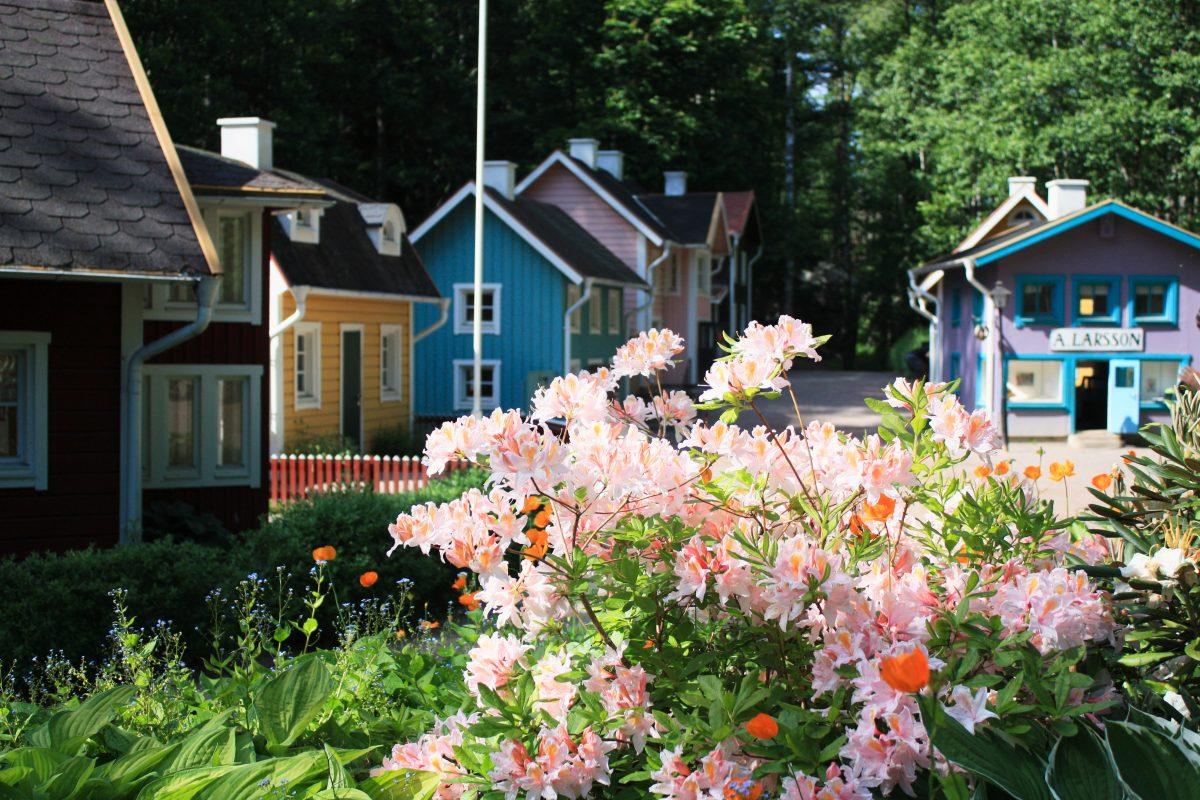 El Mundo de Astrid Lindgren en Vimmerby <br> Foto: Israel Úbeda / sweetsweden.com
