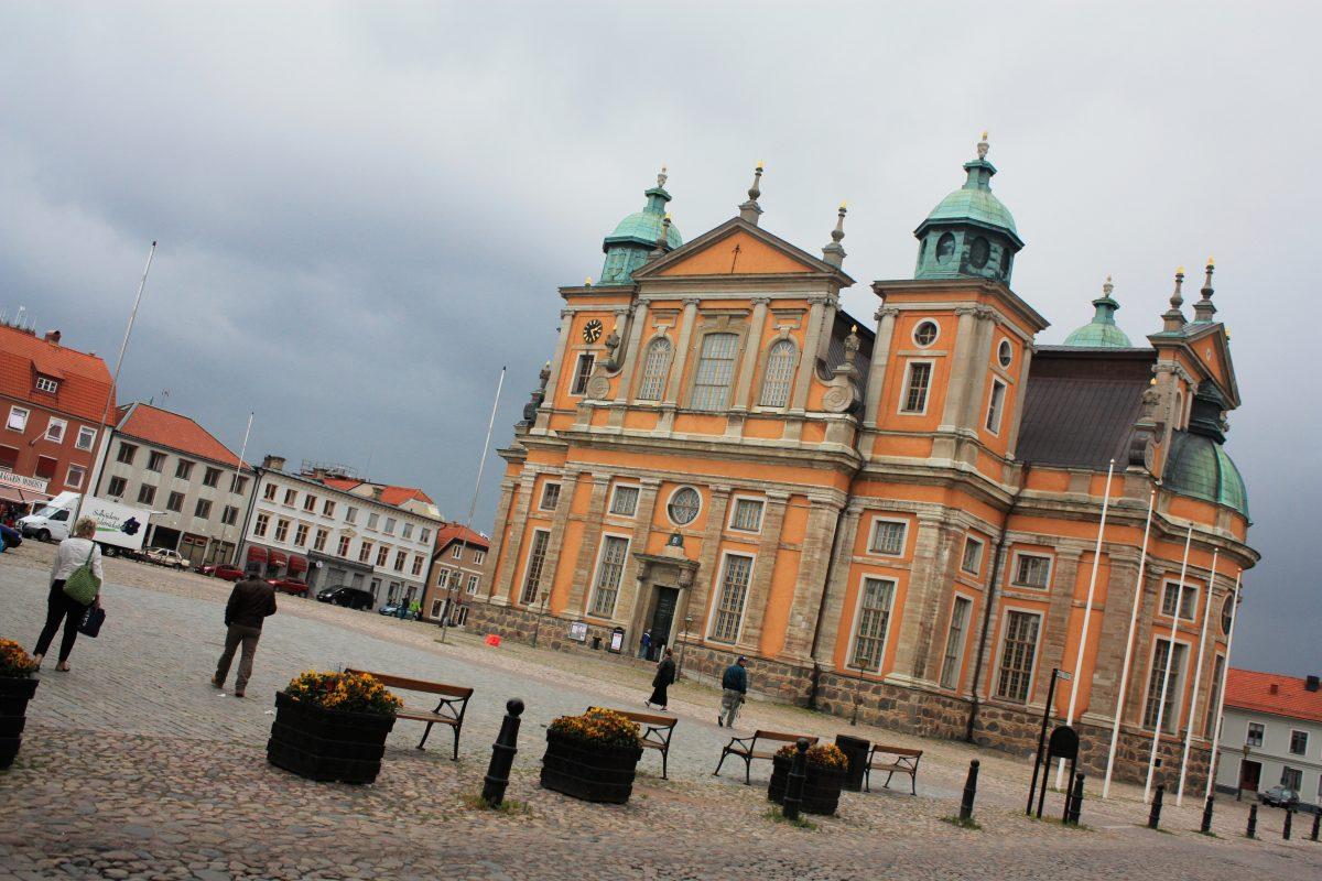 Catedral de Kalmar <br> Foto: Israel Úbeda / sweetsweden.com