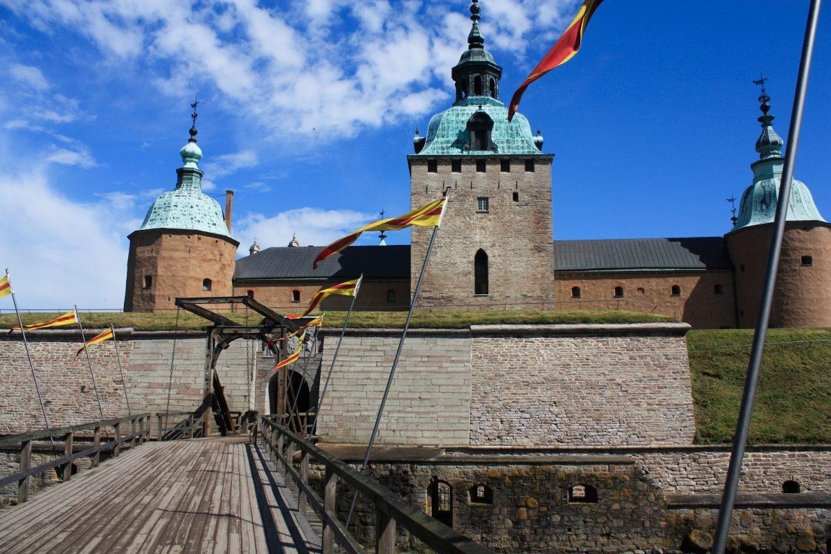 El Castillo de Kalmar <br> Foto: Israel Úbeda / sweetsweden.com